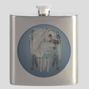 AppaloosaDreamcatcherTransCircle Flask