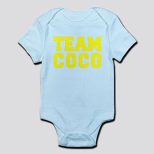TEAM COCO Body Suit