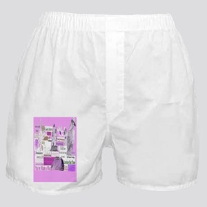 empower5x8pink Boxer Shorts