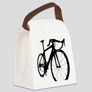 bikeonespeed Canvas Lunch Bag