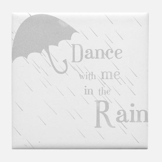Rain-DanceW Tile Coaster