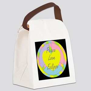 aaaaaaapeacehugepeceloved Canvas Lunch Bag