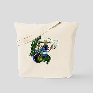 frog5 Tote Bag