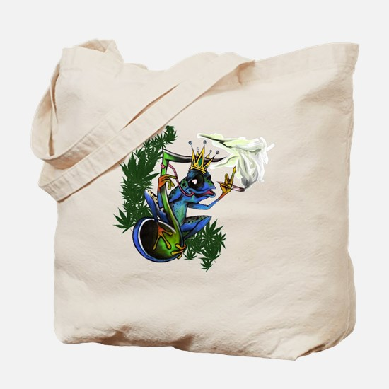 frog5.GIF Tote Bag