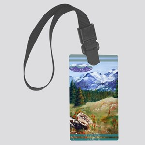 estesparkshirt Large Luggage Tag