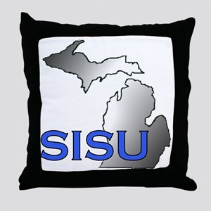 SISUMI Throw Pillow