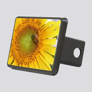 SunflowerB Rectangular Hitch Cover