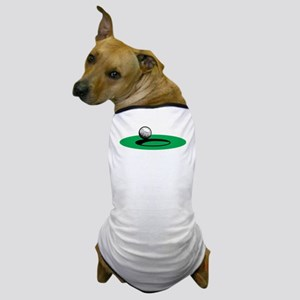 Golf Freak copy Dog T-Shirt