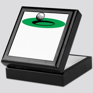 Golf Freak copy Keepsake Box