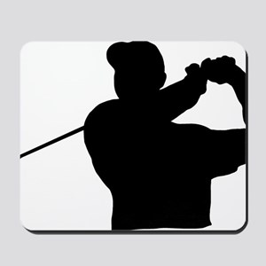 Golfer 02 Mousepad