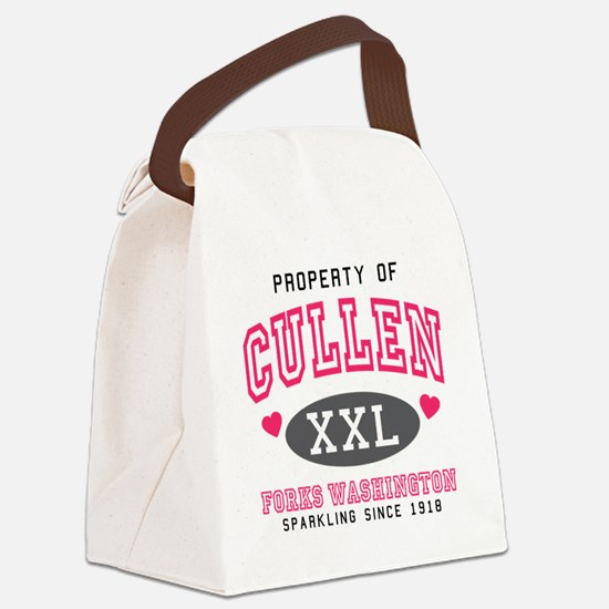 Cullen Thong Canvas Lunch Bag