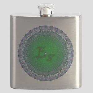 E8_Green Flask