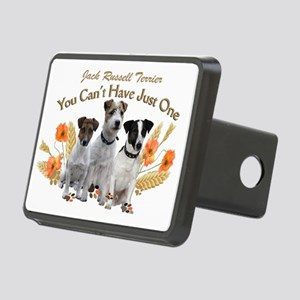 Jack Russell Cant Have Jus Rectangular Hitch Cover