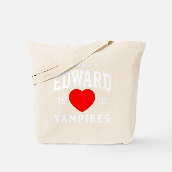 Edward Prop -dk Tote Bag