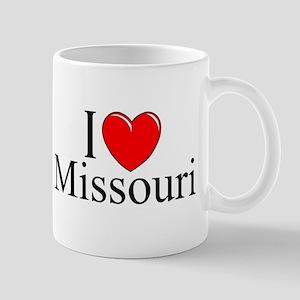 """""""I Love Missouri"""" Mug"""