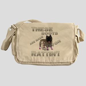 RattinBoots Messenger Bag