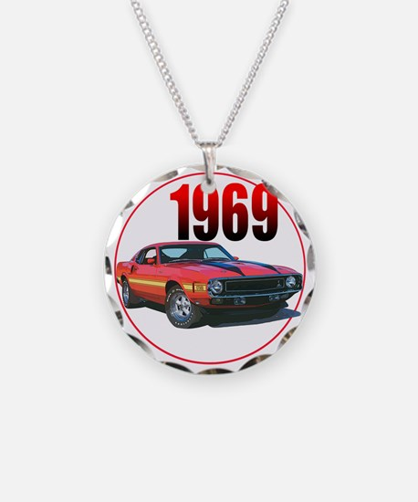 69GT500-C8trans Necklace
