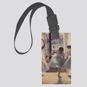 Degas1 Large Luggage Tag