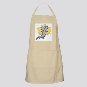 Cat Angel BBQ Apron