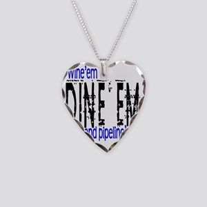 WINEEM copy Necklace Heart Charm