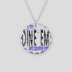 WINEEM copy Necklace Circle Charm