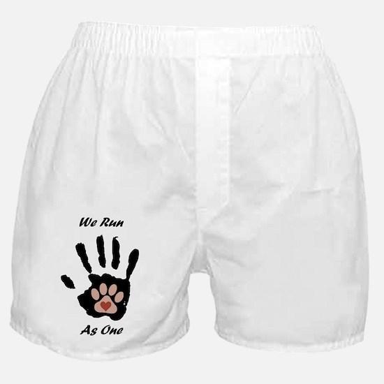 We run1 Boxer Shorts