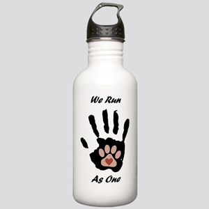 We run1 Stainless Water Bottle 1.0L
