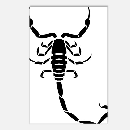 Scorpion Postcards (Package of 8)