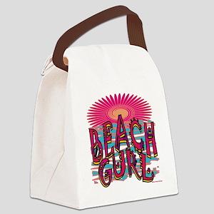 Beach Gurl Canvas Lunch Bag