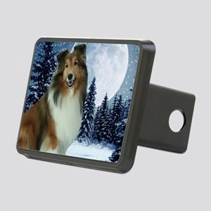 XmasGrace2010Mouse Rectangular Hitch Cover