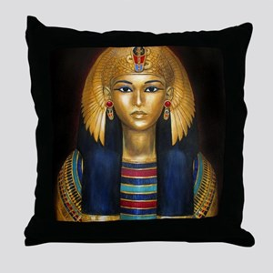 sarcophagus 1 Throw Pillow