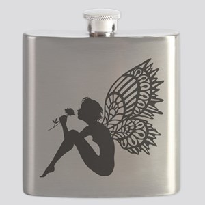 Fairy Smells Rose Flask