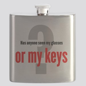 keys-newT_O-light Flask