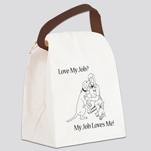 vettechf Canvas Lunch Bag