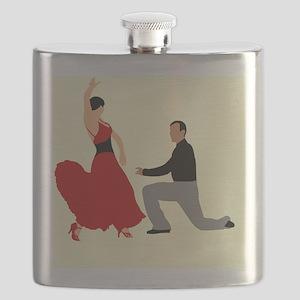 DWTS2 C-JOURNAL light Flask