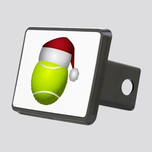 Christmas Tennis Ball with Rectangular Hitch Cover