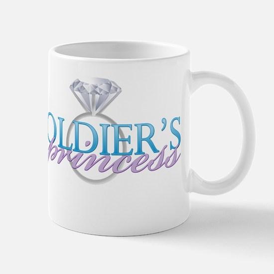 2-soldiersprincess Mug