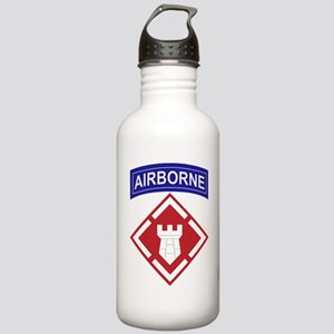 20th Engineer Brigade Stainless Water Bottle 1.0L