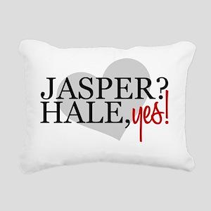 jasperhaleyes Rectangular Canvas Pillow