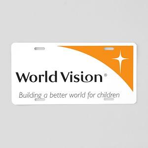 WV2a_tagline_Vcolor Aluminum License Plate