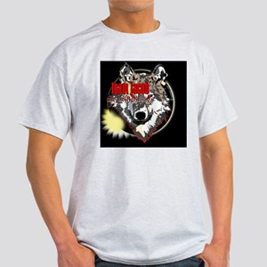 team jacob eclipse wolf large black  Light T-Shirt