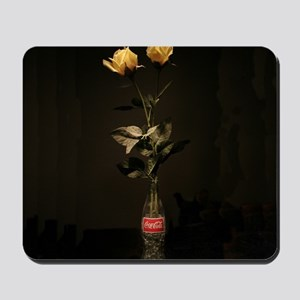 Yellow Roses Square 2 Mousepad