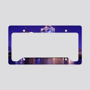 Dubai Creek License Plate Holder