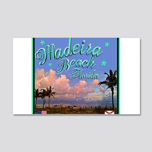 Madeira Beach Wall Decal