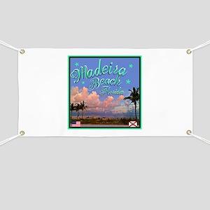 Madeira Beach Banner