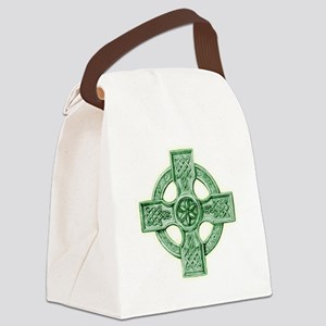 2-celtic cross equal arms Canvas Lunch Bag