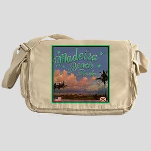 Madeira Beach Messenger Bag