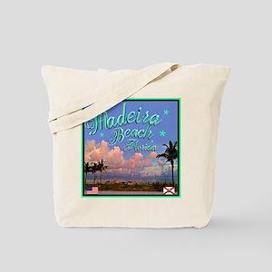 Madeira Beach Tote Bag