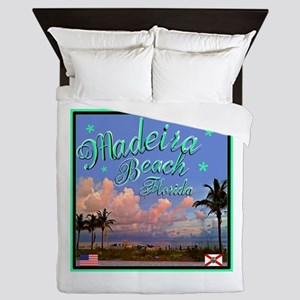 Madeira Beach Queen Duvet