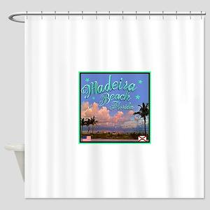 Madeira Beach Shower Curtain